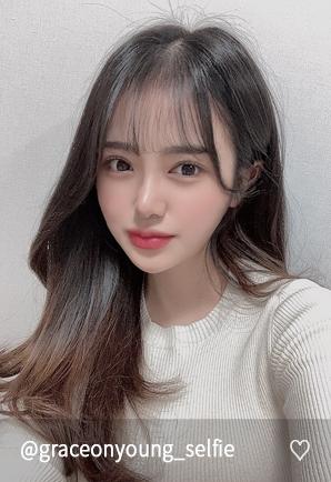 그레이스 오앤영 리얼 셀피그램 3